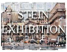 STEIN EXHIBITION 05/09 to 06/14 at the french art gallerie «Galerie du Pharos» in Marseille